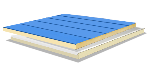PUF Panel Manufacturer in Jaipur | Sandwich, Insulated Roof