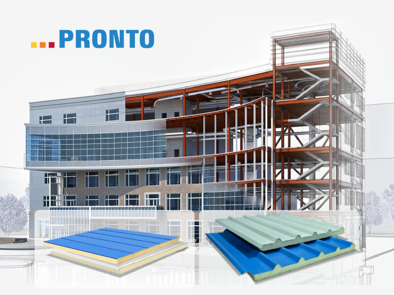 Sandwich Panels are Preferred Choice of Builders & Developers