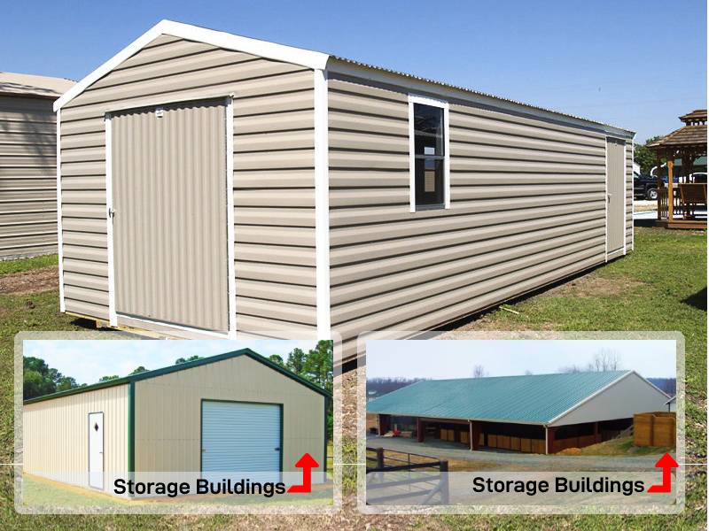 Why the PUF Panels are the Ideal Material for Storage Buildings